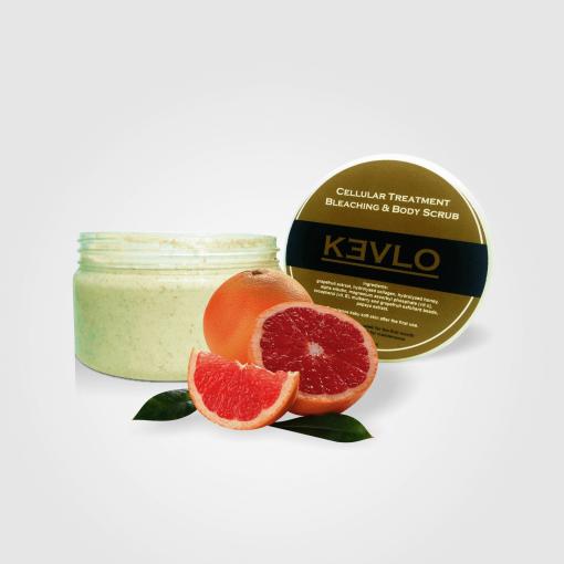 KEVLO Cellular Treatment Bleaching & Body Scrub