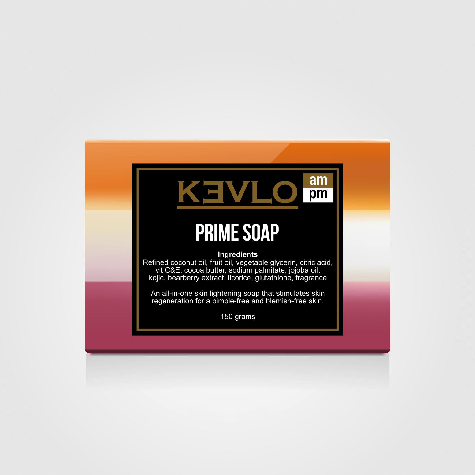 KEVLO Prime Soap